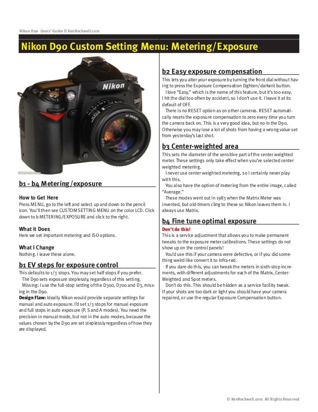 nikon d90 user guide rh slideshare net nikon d90 camera manual pdf nikon d90 camera manual pdf