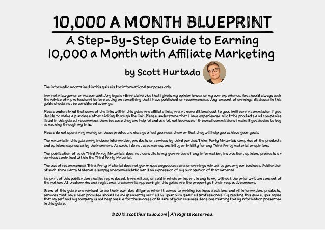 10k a month blueprint blueprint 2 the information malvernweather Choice Image