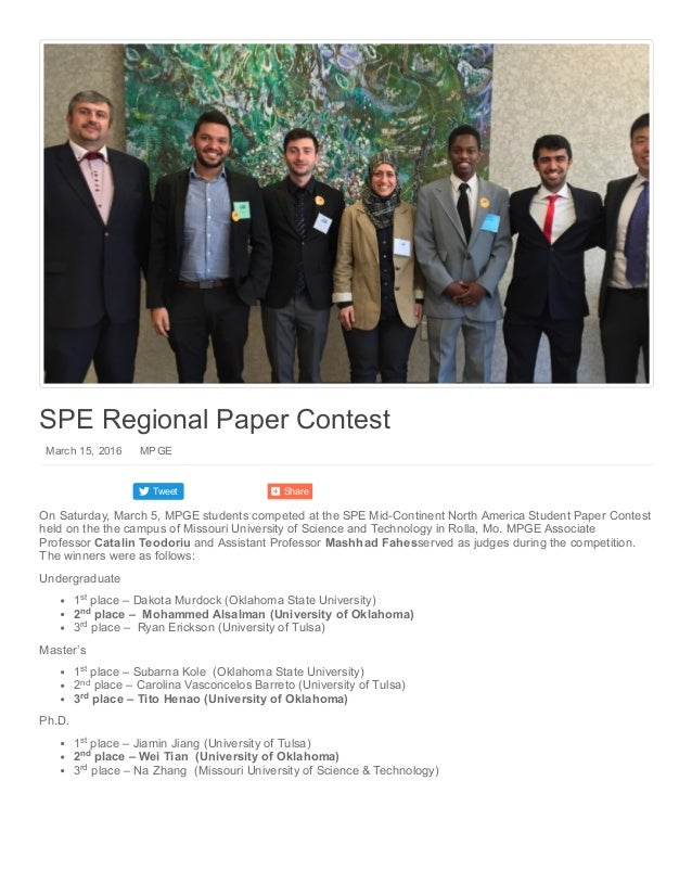 Core Laboratories: SPE Papers