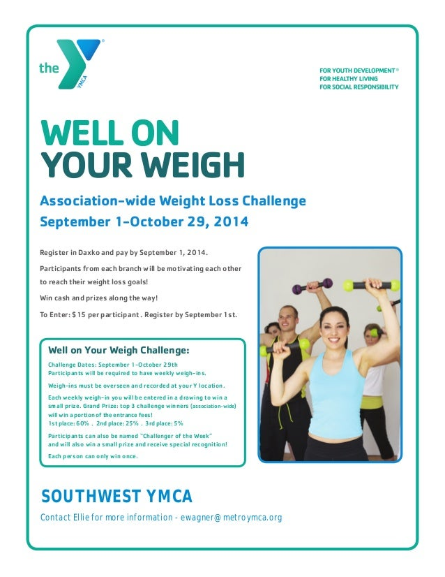 Well on your Weigh Flyer - SW
