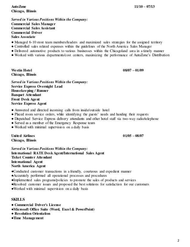 brian porter resume 2016