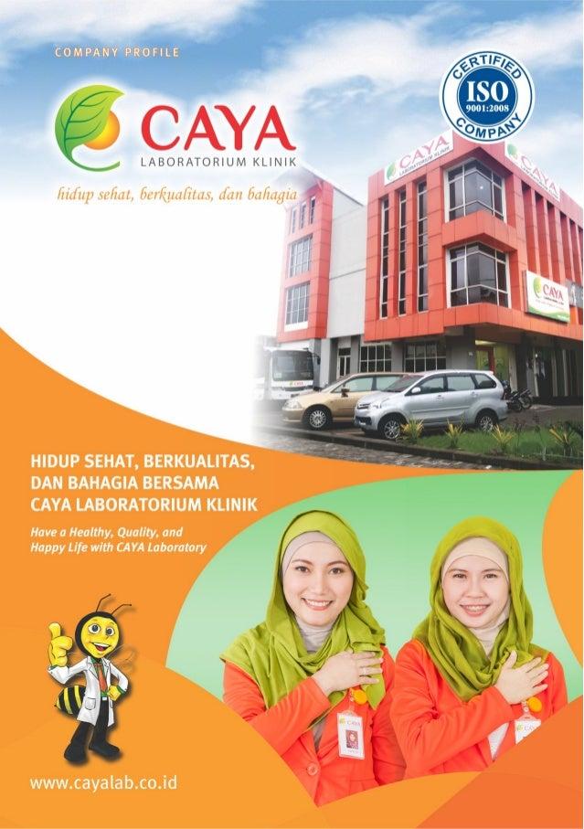 Company Profile Caya 2014