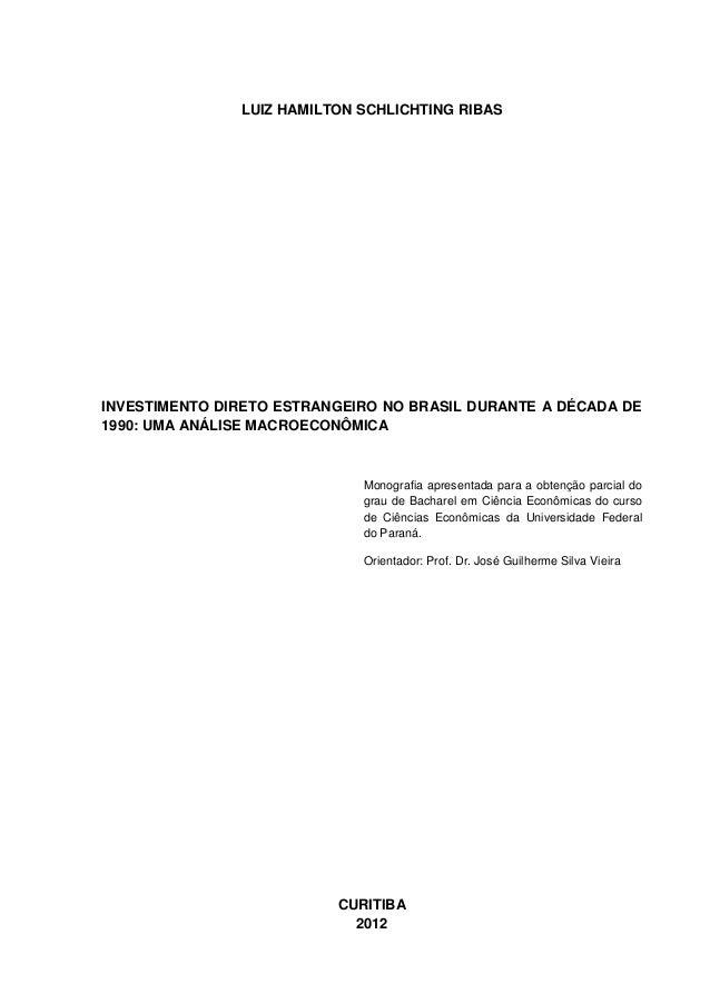 brasil macroeconomic Brazil in the global economy b r a z i l i n t h e g l o b a l e c o n o m y 41 doha round scenarios: main macroeconomic results for brazil from global model.