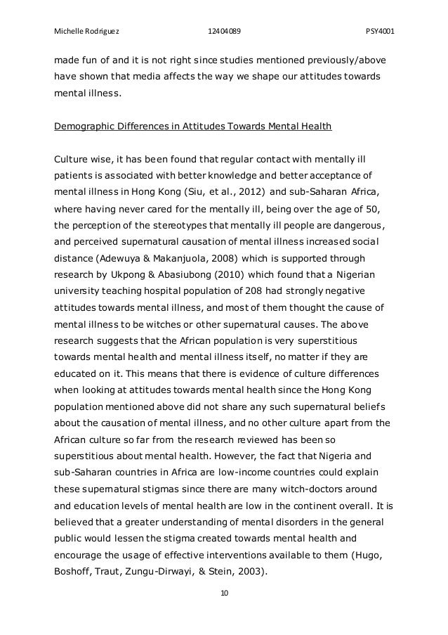 how has the media affected society s perception of the mentally ill Effect of media on society's perception of the mentally ill: the media has continually perpetuated various misconceptions about people with mental disorders some of them suppose that people with mental illnesses are violent which not a true fact is.