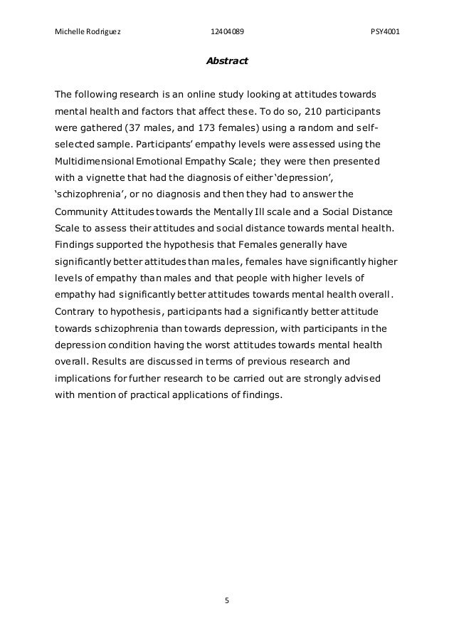 health dissertation