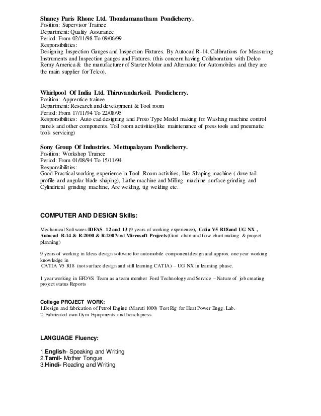 Wonderful Resume Making Tool Gallery - Example Resume and Template ...