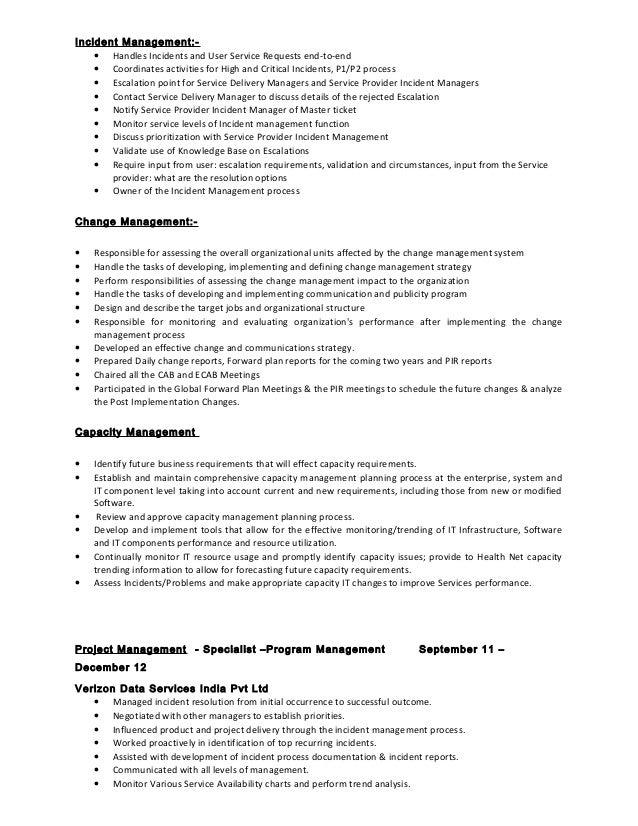 resume pradeepraj