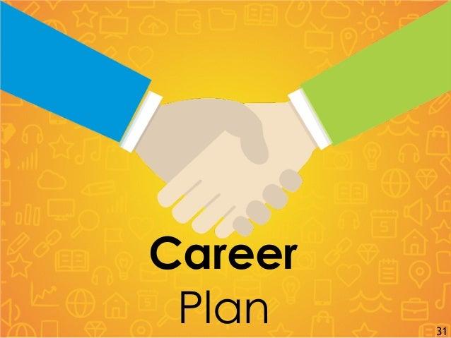 Career Plan 31