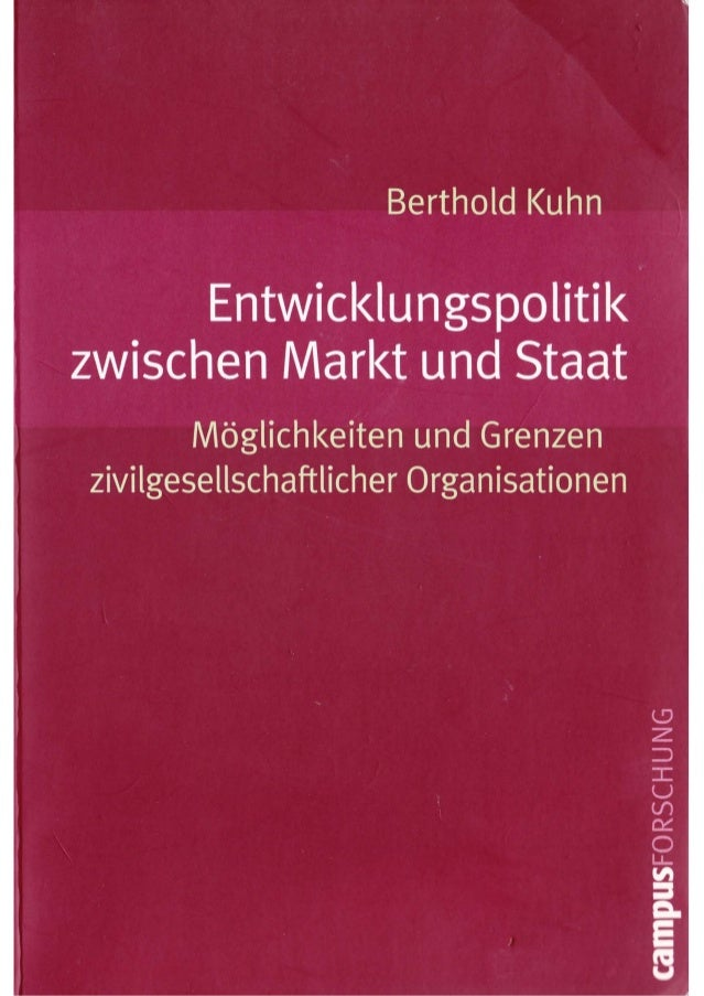 Campus Forschung Band 886 Berthold K11/111, Dr. rer. pol. habil., ist Associate Professor für Law, Governance and Developm...