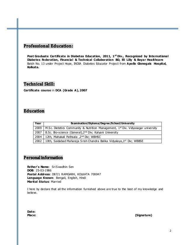 Graduate Certificate On Resume Nmdnconference Example Resume