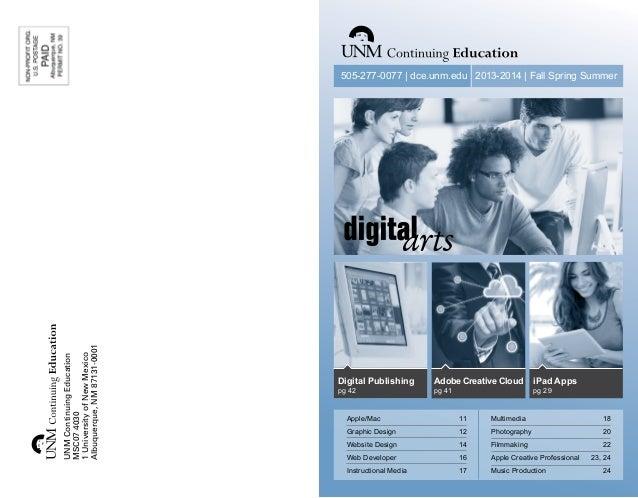 iPad Apps pg 29 Adobe Creative Cloud pg 41 Multimedia18 Photography20 Filmmaking22 Apple Creative Professional 23, 24 ...