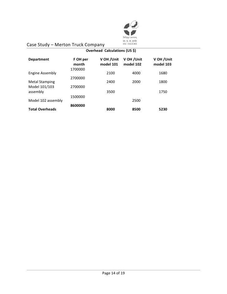Da merton truck company case study for Case da 2500 a 3000 piedi quadrati