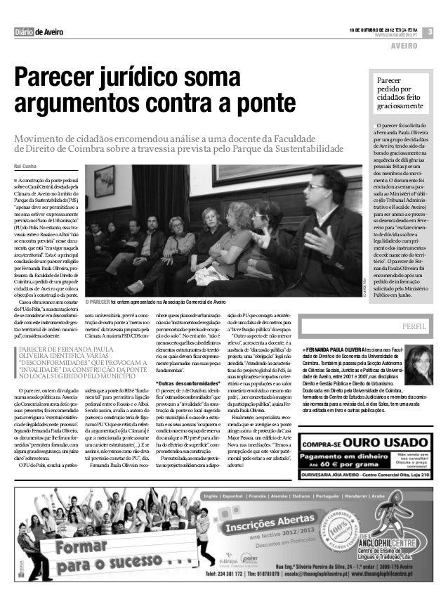 16 DE OUTUBRO DE 2012 TERÇA-FEIRA                                                                                         ...