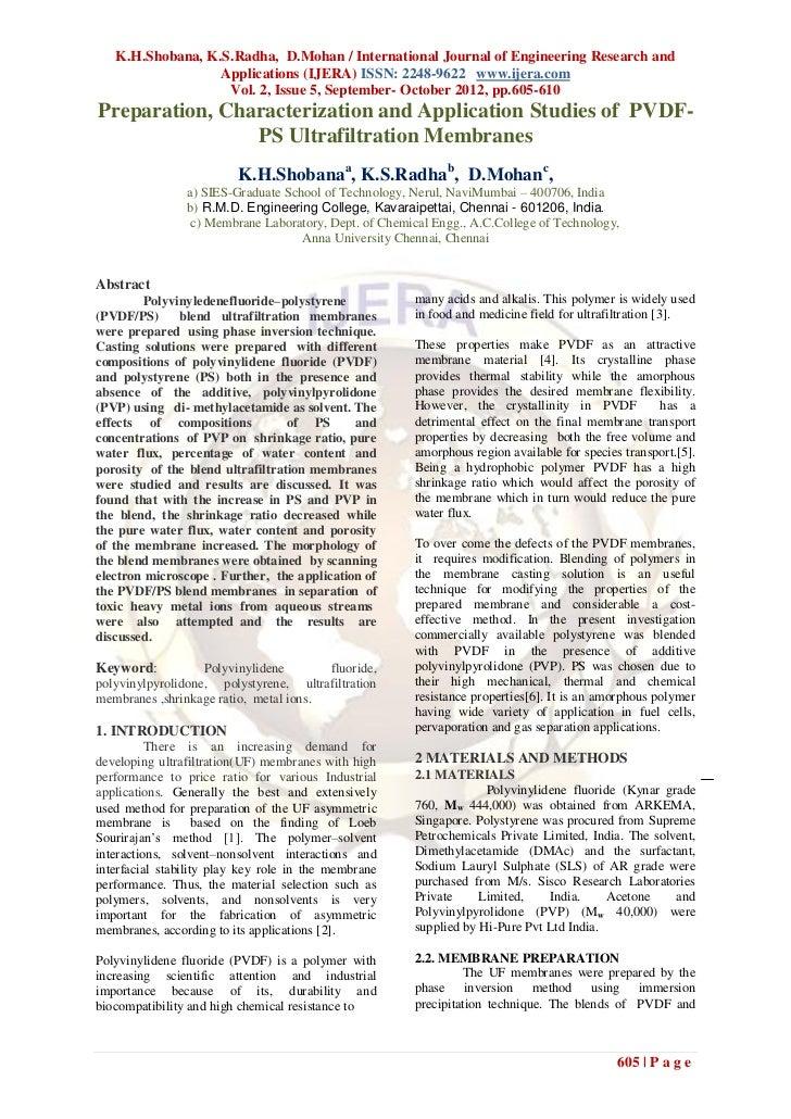 K.H.Shobana, K.S.Radha, D.Mohan / International Journal of Engineering Research and                  Applications (IJERA) ...