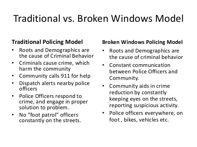 comparison contrast community policing vs traditional poli Traditional activities to protect people  through the practice of community policing  private security/public policing partnerships.