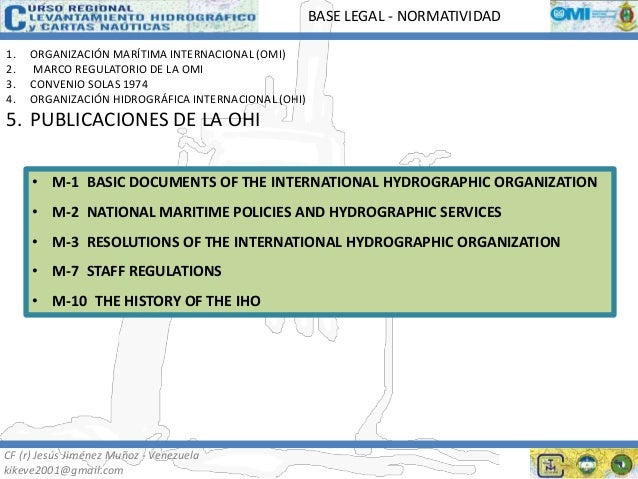 the iho manual on hydrography guidance The iho has developed the international standards, specifications, guidelines and informative publications that support global hydrography and nautica.