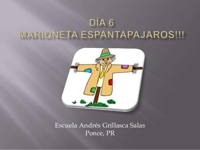 Escuela Andrés Grillasca SalasPonce, PR