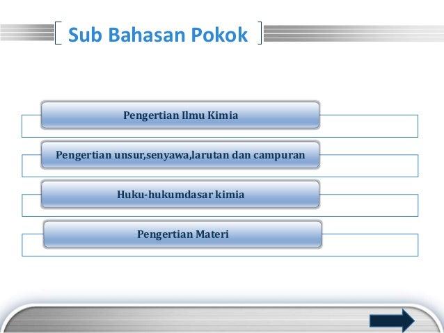 kimia dasar Slide 3