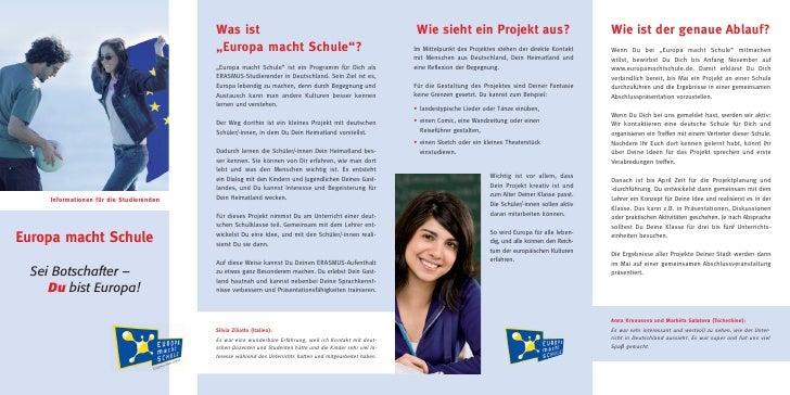 Was ist                                                            Wie sieht ein Projekt aus?                             ...