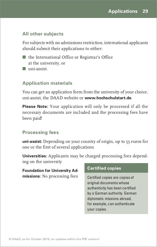 DAAD Bronchure on application template, application approved, application meaning in science, application to rent california, application to join motorcycle club, application insights, application error, application to be my boyfriend, application clip art, application for employment, application in spanish, application for rental, application for scholarship sample, application database diagram, application service provider, application cartoon, application to join a club, application to date my son, application submitted, application trial,