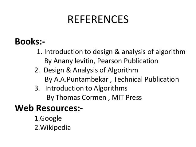 Design and analysis of algorithms sub design analysis of algorithm topic introductionanalysiseffieciency of algorithm 37 fandeluxe Image collections