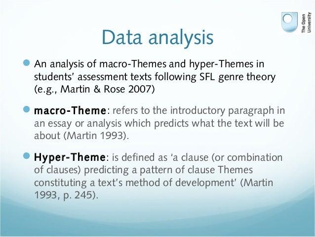 definition of theme analysis