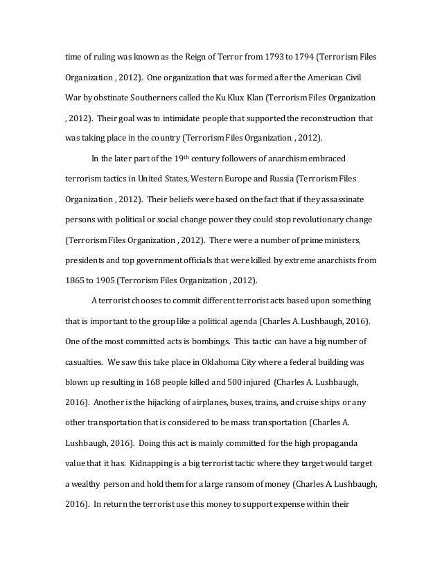 Persuasive Essay Mla Format Terrorism Research Linkedin Best Ideas About Essay On Terrorism On  Pinterest Terrorism Essay Missing Work And Anecdote Essay also Explanation Essay Example Uc College Essay Help   Civilization Fanatics Forums Terrorism  Problem Solution Essay Example Topics