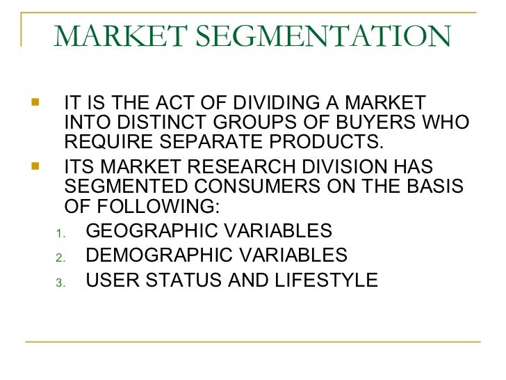 segmentation in dabur Identifying and targeting discrete segments of neem, dabur motorcycle brands segmentation, targeting, and positioning.