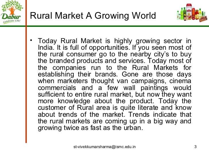 8th Annual Rural Marketing: The Dramatic Shift