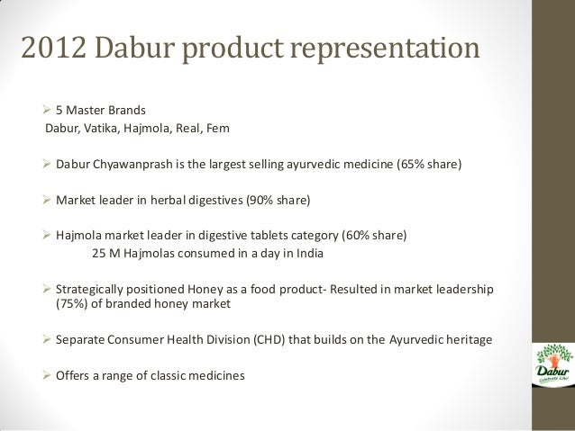 a case study on dabur india globalization Dabur india ltd - globalization case solution,dabur india ltd - globalization case analysis, dabur india ltd - globalization case study solution, an indian consumer package goods business, dabur, had created a strong brand equity in india by offering, for decades, a vast portfolio of over-the-counter.