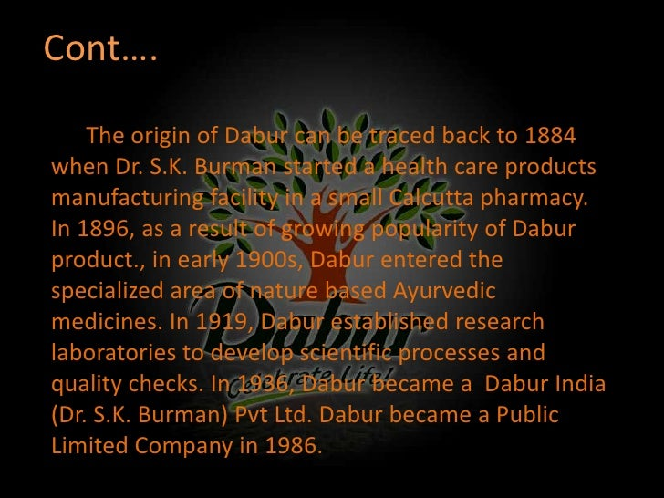 dabur india limited Dabur india balance sheet, latest balance sheet of dabur india, profit & loss, cash flow, ratios, quarterly to, the members of dabur india limited.
