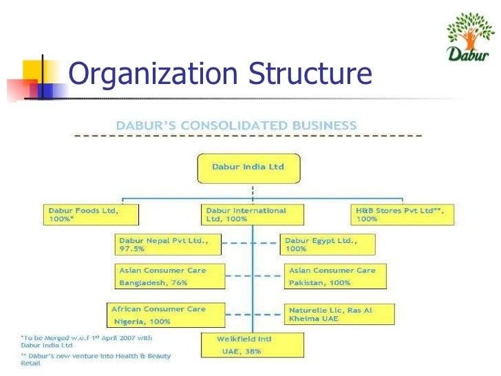 vestel organization structure analysis