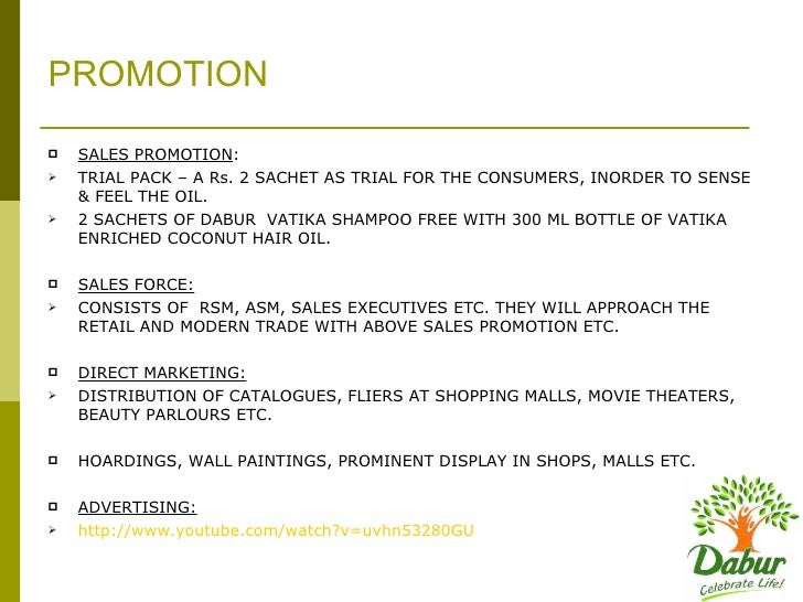 marketing strategy of dabur vatika hair Marketing strategy of dabur vatika hair oil & dabur chyawanprash changes new.