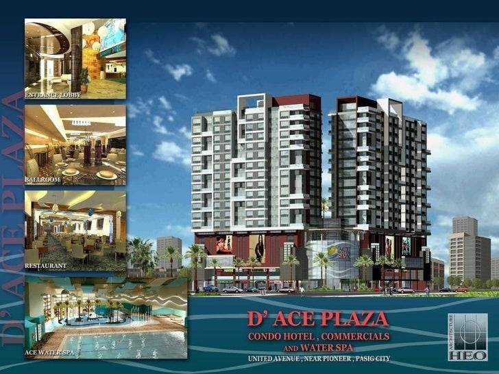 D' Ace Suites in Kapitolyo Pasig