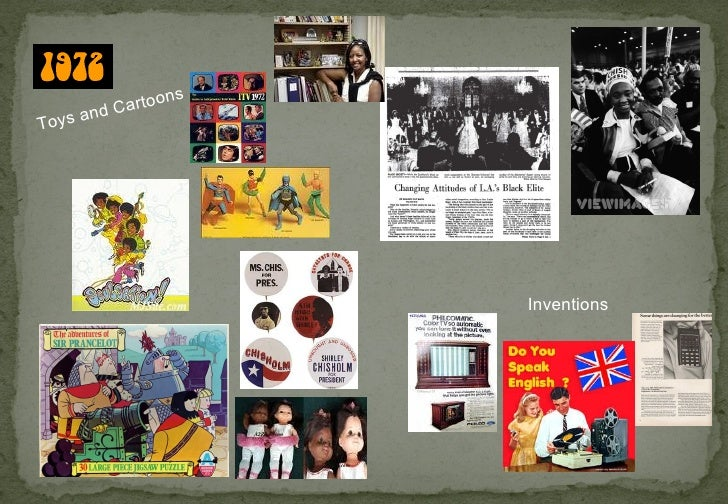 Inventions Toys and Cartoons