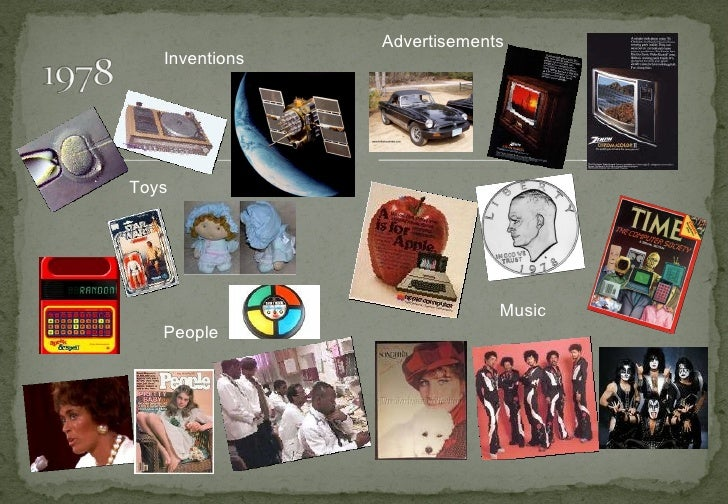 Advertisements People Music Inventions Toys