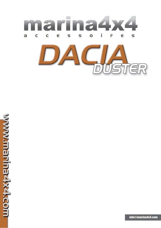 Dacia duster autoprestige-accessoires-4x4