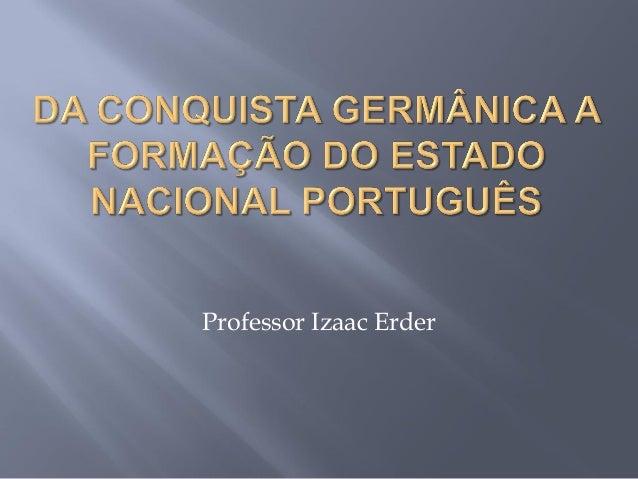 Professor IzaacErder