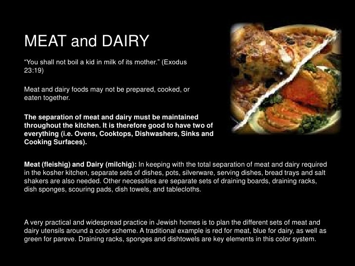 kosher kitchen why separate meat and dairy dacor and the kosher kitchen kosher 101 775