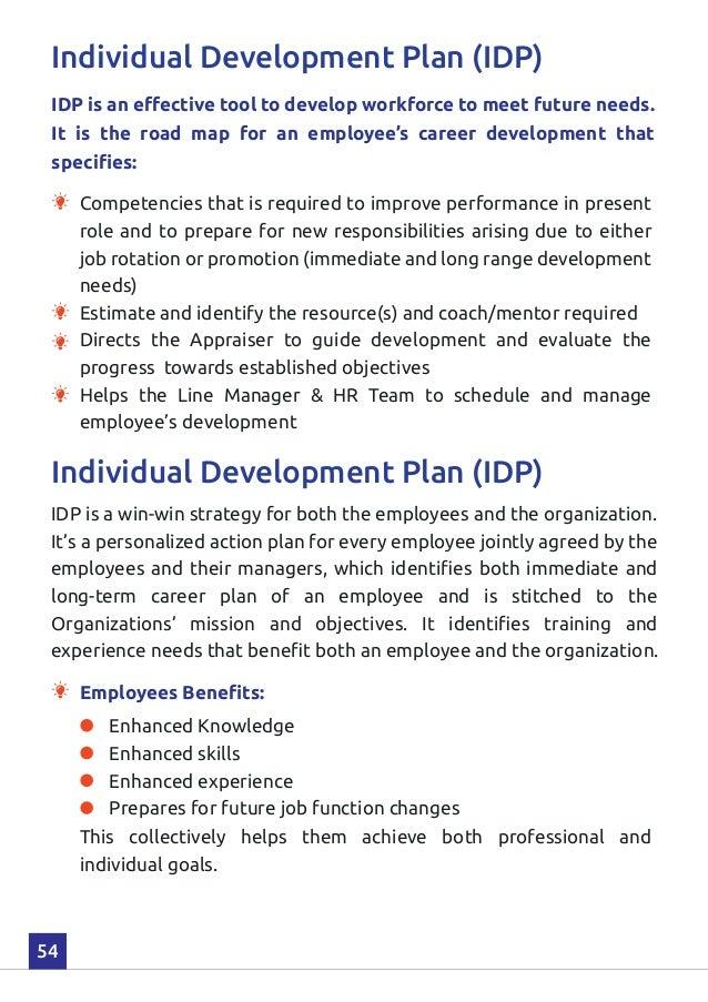 Performance Planning & Management Handbook