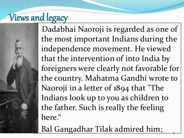 essay on dadabhai naoroji in english