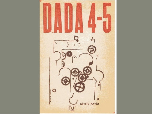 El Dadaísmo inaugura un nuevo modo de                pensar.         Se lucha contra todo lo     preestablecido, de ahí qu...