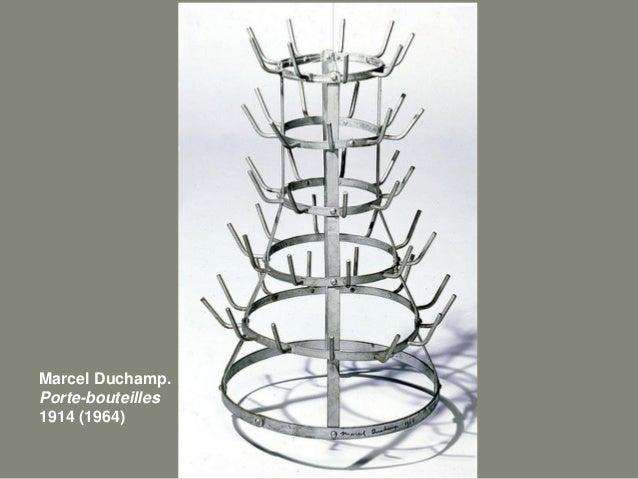 Dadaismo arte - Marcel duchamp porte bouteille ...