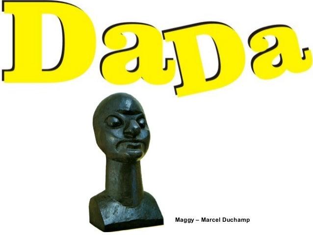 Maggy – Marcel Duchamp