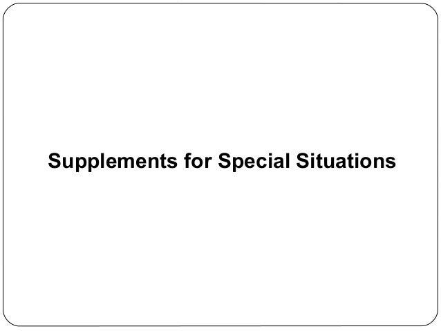 Supplement Your Dietary Supplement IQ