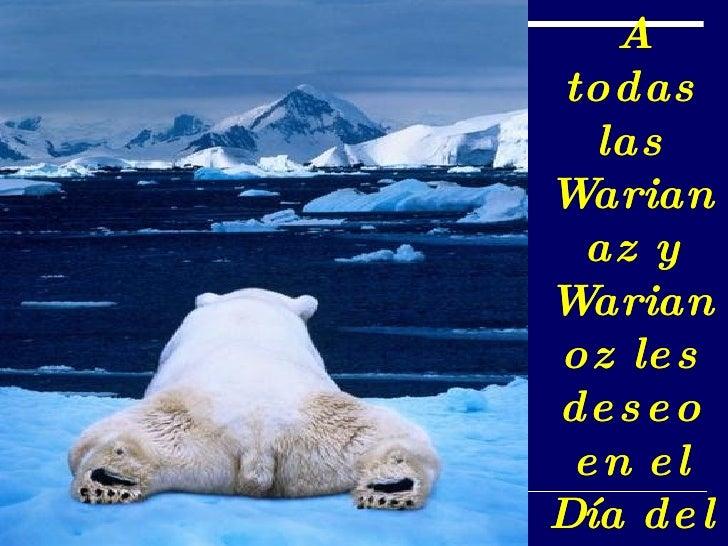 A todas las Warianaz y Warianoz les deseo en el Día del Amor y la Amistad: A todas las Warianaz y Warianoz les deseo en el...