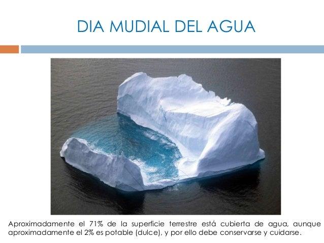 Día del agua (1) Slide 2