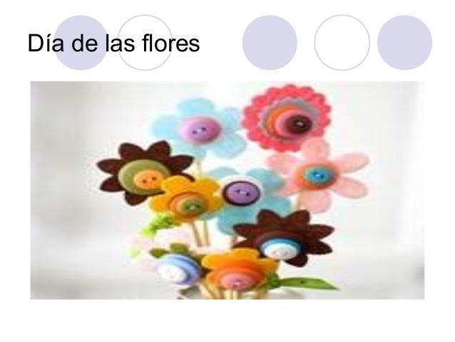 Día de las flores