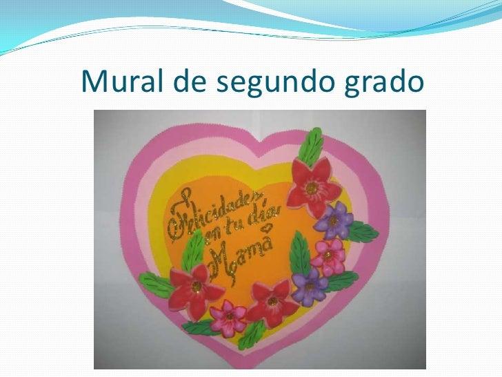 Periodicos Murales Al Dia De La Madre