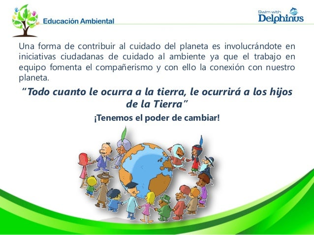 Día de la Tierra 2013 - Educación Ambiental Delphinus